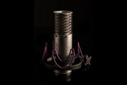 Aston Microphones announces custom Rycote Shock Mount