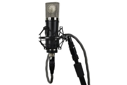 Lauten Audio expands Series Black line with two new condenser microphones