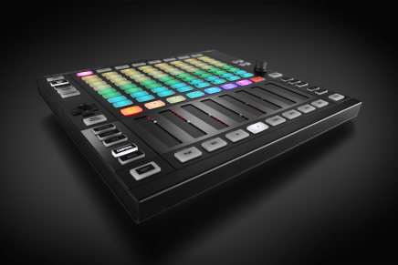 Bitwig announces Maschine JAM from Native Instruments intergration