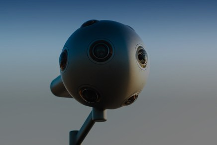 Steinberg announces Nuendo integration with Nokia OZO