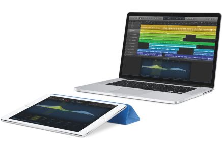Apple's GarageBand and Logic Pro X music apps get major updates