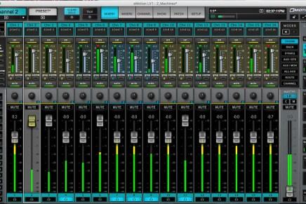Waves Audio introduces the Dugan speech automixer plugin