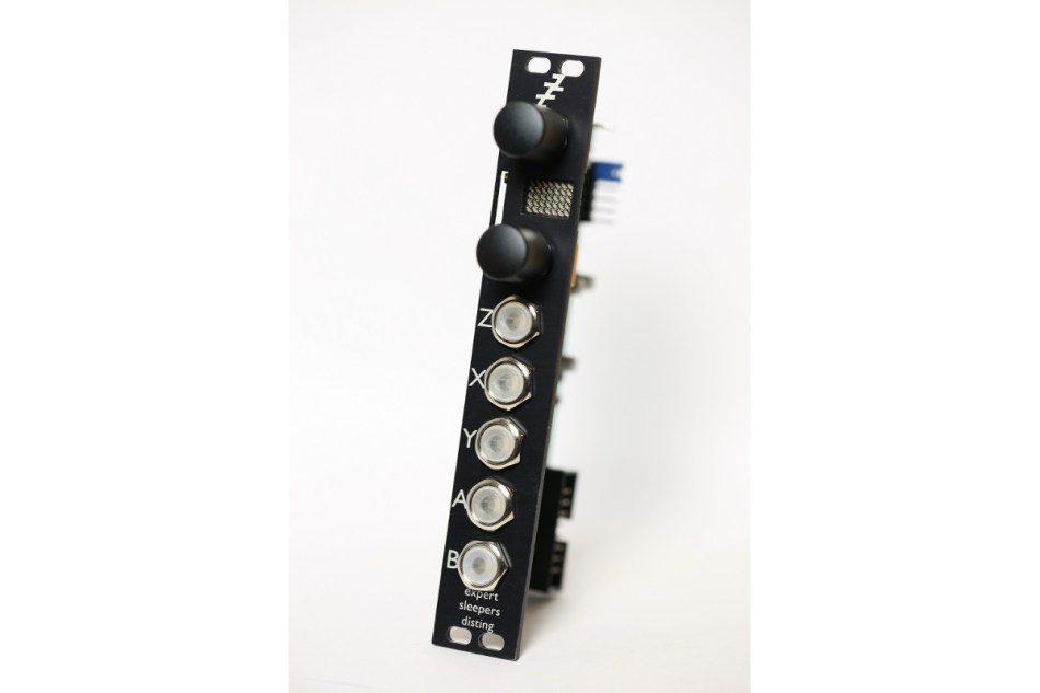 Expert Sleepers announces advanced disting mk4 'many-in-one' multifunction Eurorack module