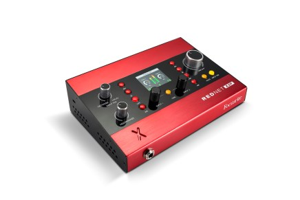 Focusrite announces new RedNet X2P Interface