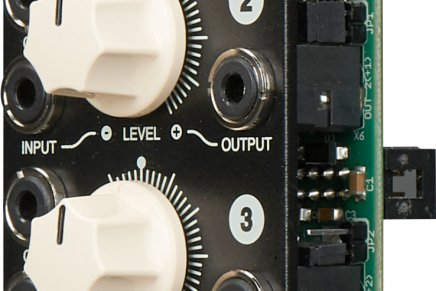 Vermona announces quadroPOL polarizing mixer and ringmodulator