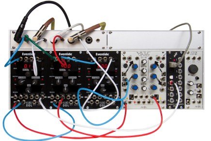Eventide enters Eurorack world with EuroDDL