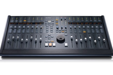 Solid State Logic announces Nucleus 2 studio controller Dark