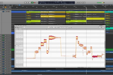 Celemony Melodyne in Apple Logic Pro X