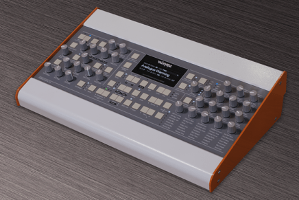 Exodus Digital announces Valkyrie desktop hardware synthesizer