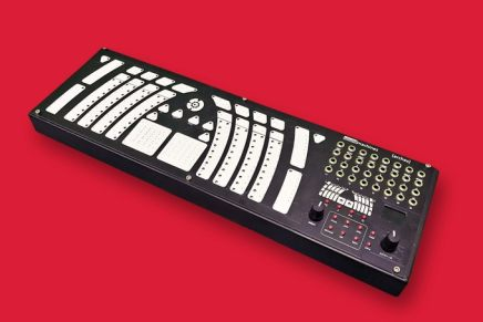 (arches) by soundmachines universal interface for modular, music production and performance setup now on Kickstarter