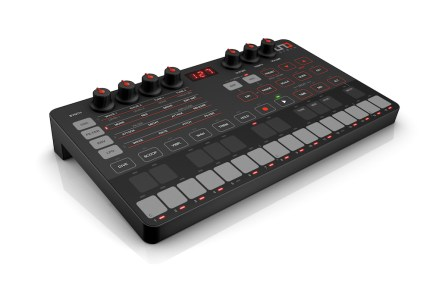 IK Multimedia unveils the UNO Synth analog monophonic synthesizer