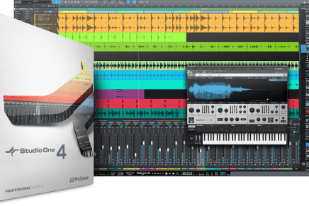 PreSonus announces Studio One 4