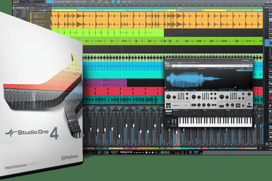 PreSonus announces Studio One 4