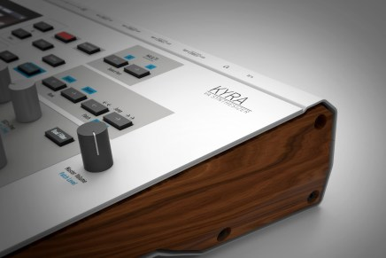 Waldorf announces the KYRA Virtual Analogue synthesizer based on the Exodus Valkyrie