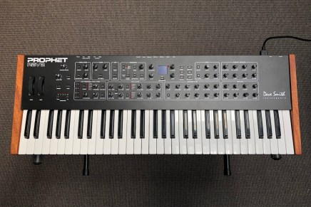 Dave Smith Instruments Prophet REV2 – Gearjunkies review
