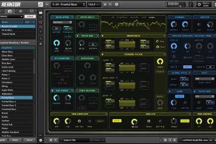 Native Instruments announces Reaktor 5.5 public beta