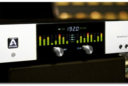 Symphony I/O new USB audio interface from Apogee