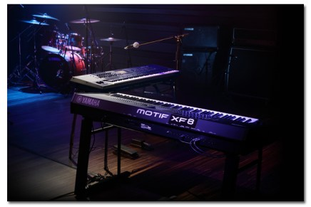 Yamaha introduces the new Motif XF series