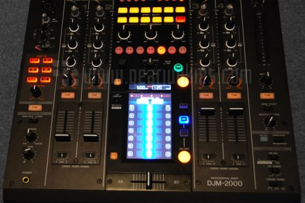 Pioneer DJM-2000 – Gearjunkies Review Part 1