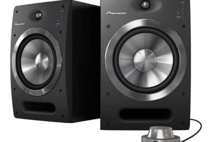 Pioneer introduce S-DJ Active Reference Speakers