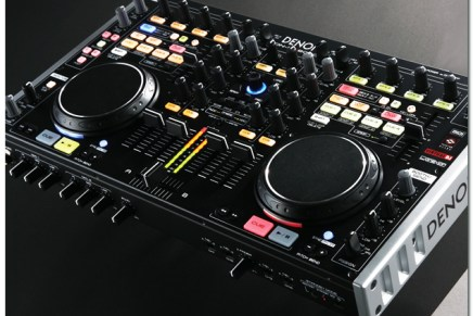 New Denon DJ flagship controller – DN-MC6000