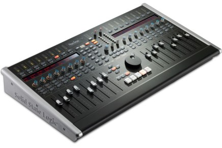 New SSL Controller for Pro Project Studios
