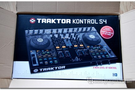 Let the FUN begin – Unboxing my new Traktor S4 KONTROL