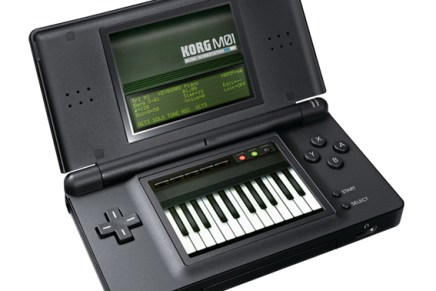Soon your KORG M1 on your Nintendo DS
