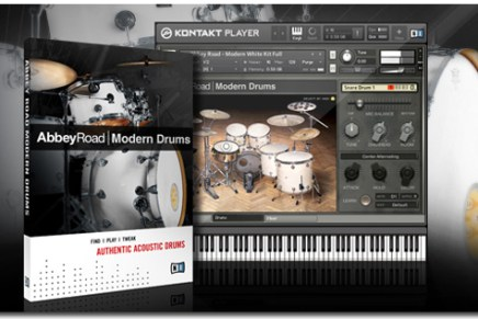 More Abbey Road Drums from Native Instruments