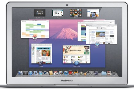 Developer Preview of Mac OS X Lion released