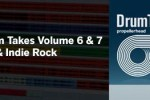 Propellerhead Presents Record Drum Takes vol 6 & 7 – Power Pop and Indie Rock