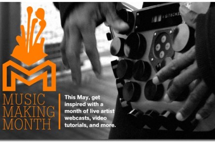 Propellerhead turns May into Music Making Month