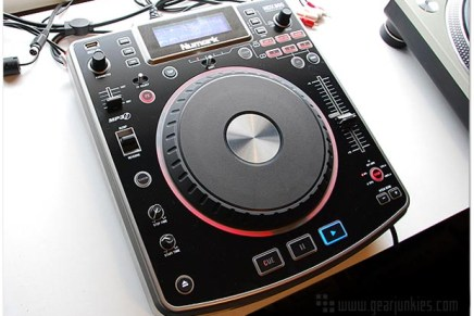 Numark NDX800 – Gearjunkies Quick Review