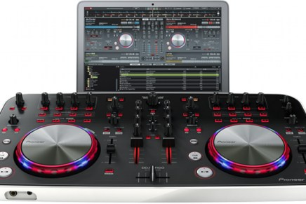 Pioneer announces the DDJ-ERGO-V dj controller