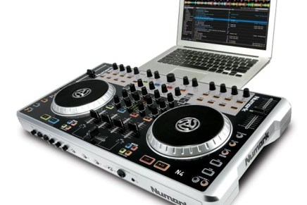 Numark N4 DJ Controller Announced at the BPM Show
