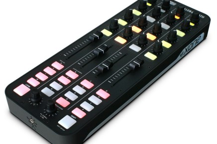 Allen & Heath Xone:K2 Controller and Audio Interface introduced
