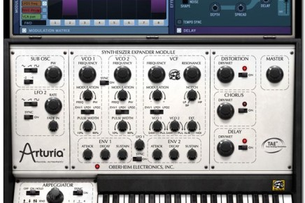 ARTURIA Oberheim SEM V – More details revealed