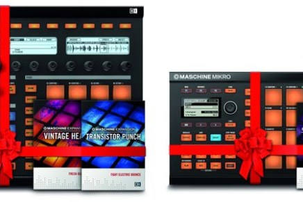 Free Expansion Offer for Native Instruments MASCHINE and MASCHINE MIKRO