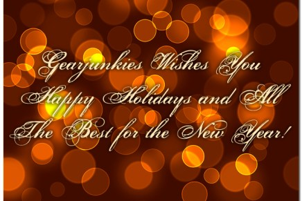 Happy Holidays and Best Wishes – 2011