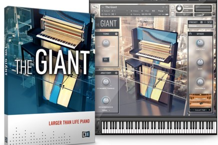 Native Instruments introduces THE GIANT