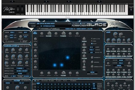 Rob Papen RP-Dock free plugin host introduced