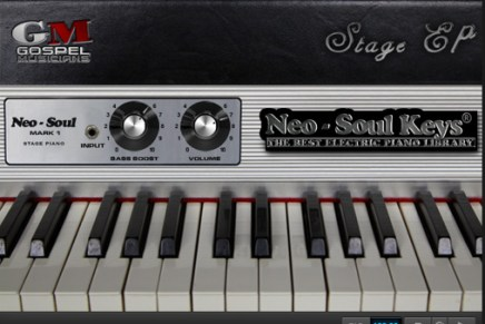 Gospel Musicians releases Neo-Soul Keys 3X Lite for UVI Workstation and MachFive 3