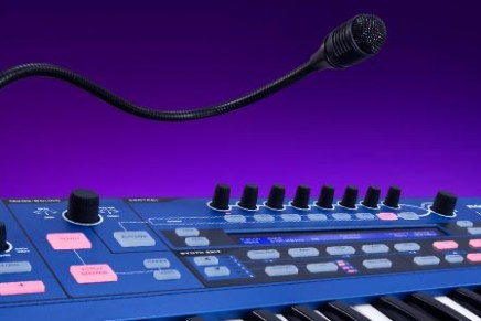 New Firmware Supercharges Novation UltraNova Vocoder