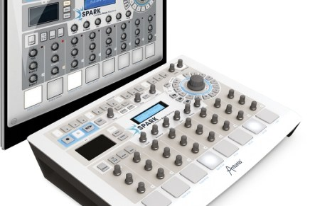 Arturia updates Spark software to v1.7