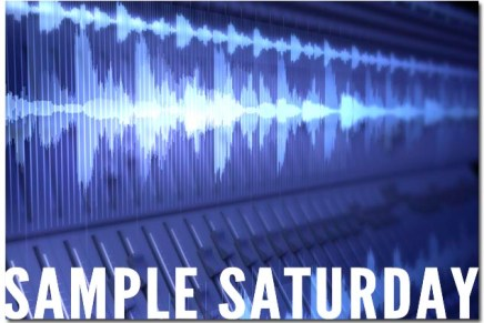 New Sounds and Samples on Sample Saturday #181