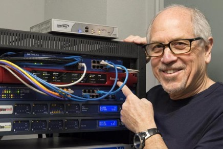 Dennis Sands and the Focusrite RedNet 6 MADI-to-Dante Bridge