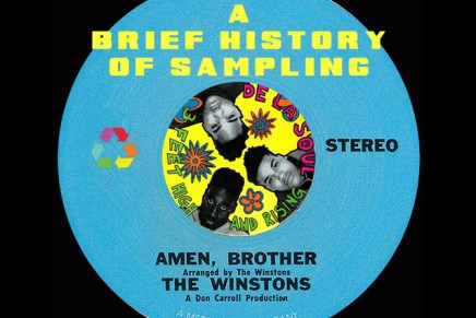 Something For The Weekend: A Brief History Of Sampling