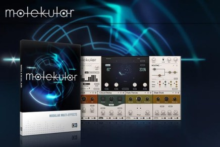 Native Instruments introduce Multi Effect System – MOLEKULAR