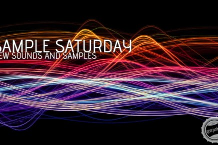 New Sounds and Samples on Sample Saturday #196