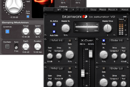Plugin Alliance announces two new Brainworx plug-ins